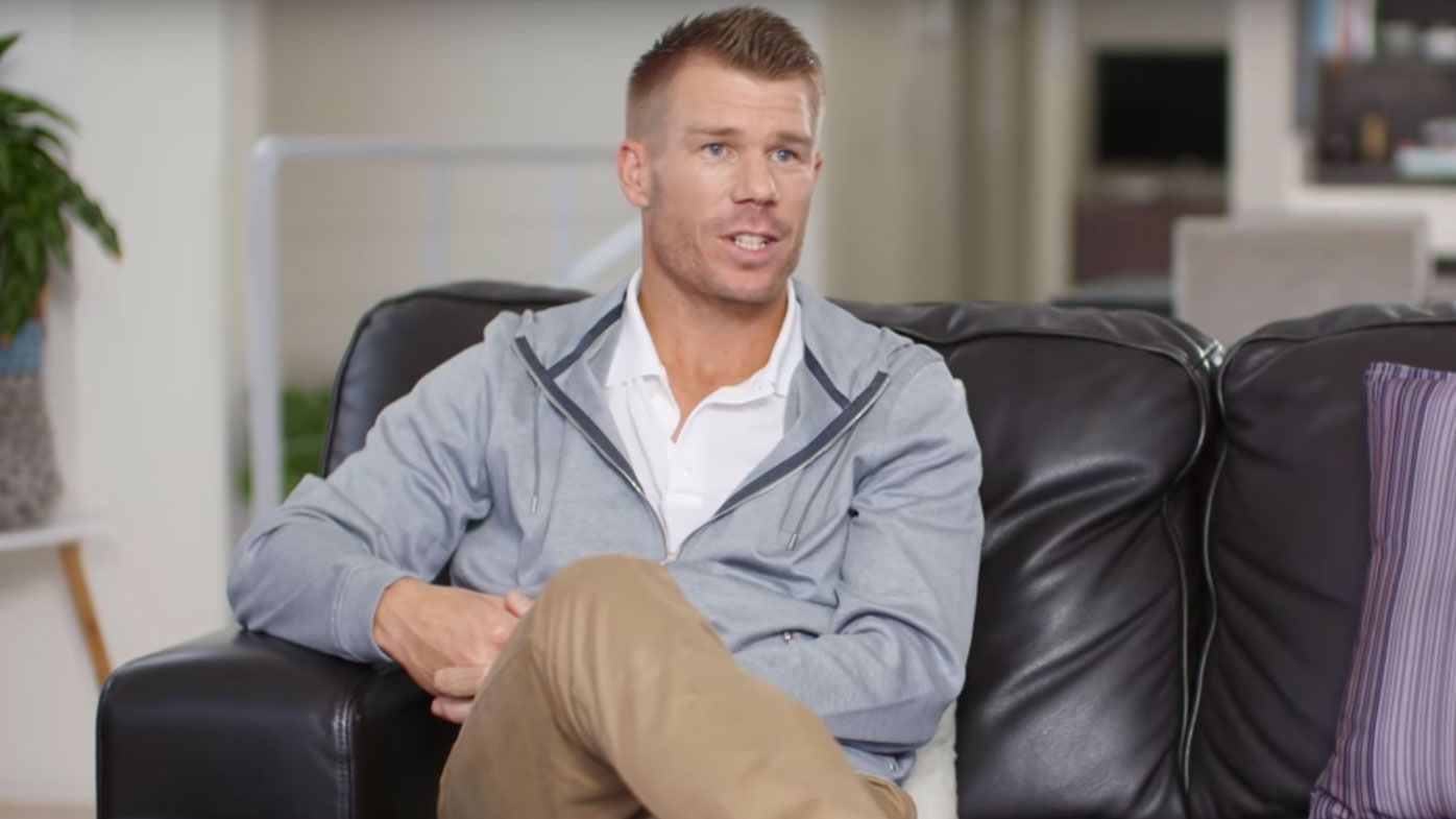 Australian vice-captain David Warner dropped by sponsor LG Australia