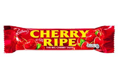 2/5 of a Cherry Ripe is 100 calories