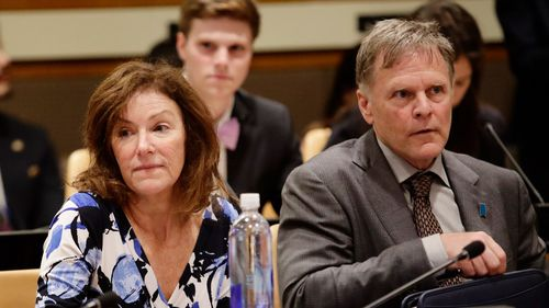 Otto Warmbier's Parents File Claim for Siezed North Korean Ship