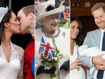 The biggest royal moments of the decade