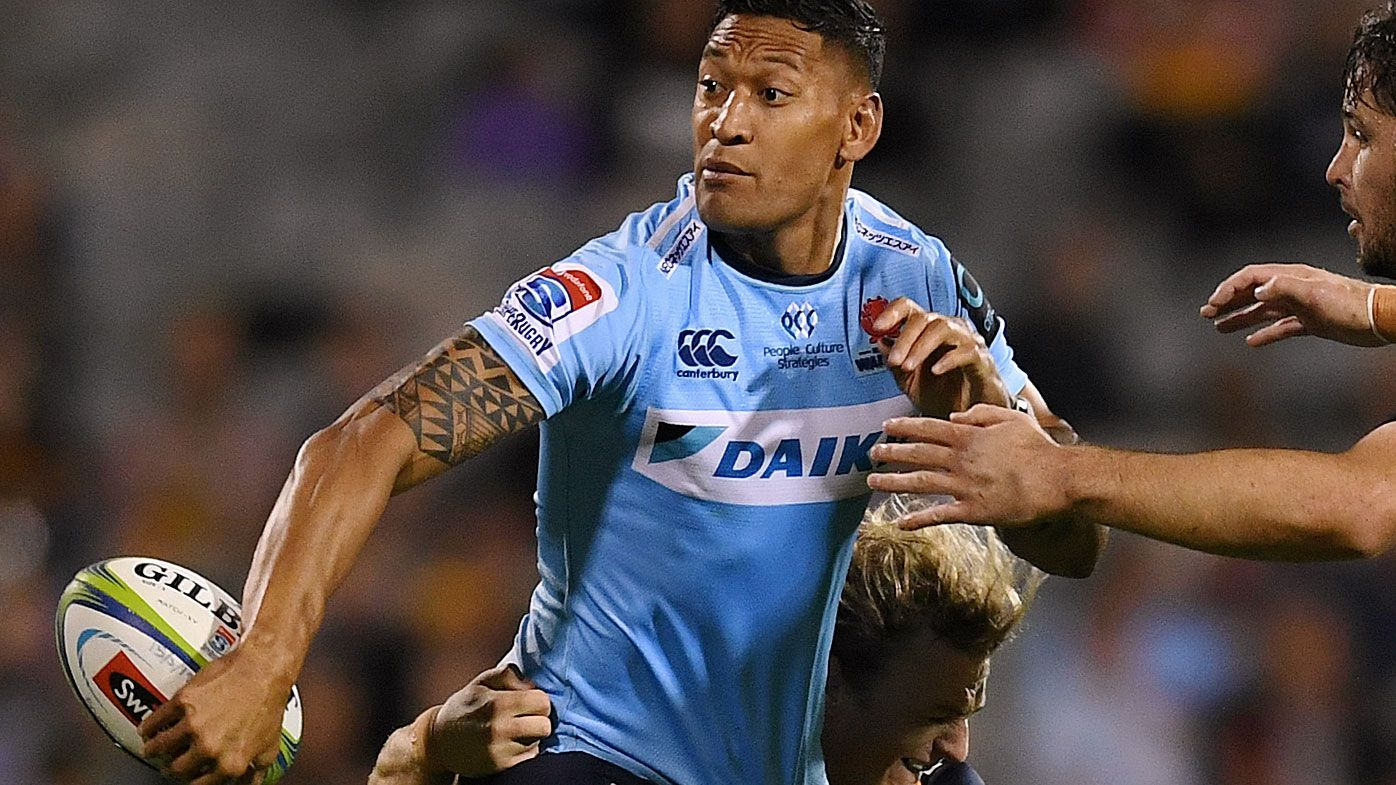 Israel Folau's actions 'hurt' NSW Waratahs says teammate Bernard Foley, code of conduct panellists named
