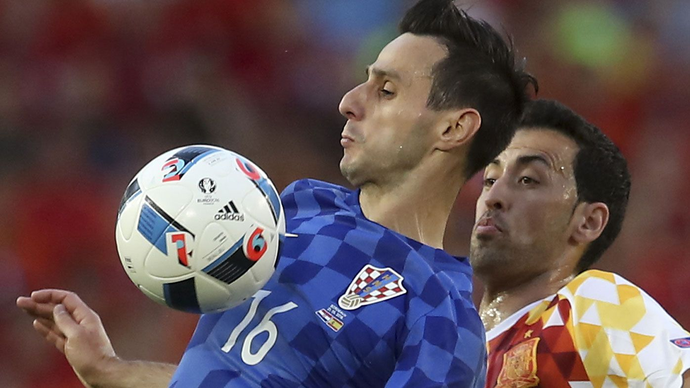 Croatian striker Nikola Kalinic sent home from World Cup after refusing to be substituted