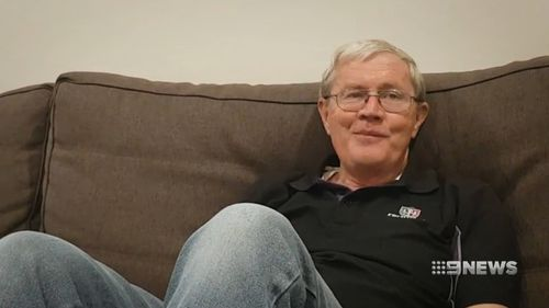 Ian Collett went for a walk from his Canning Vale home over a month ago and never returned. Picture: Supplied