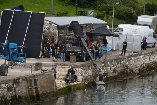 Filming of Game of Thrones (Getty Images)