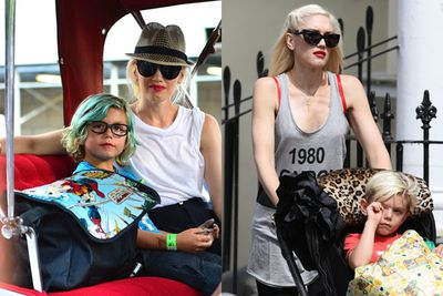 Gwen Stefani reportedly spent $15,000 on the 4th birthday party for her little prince.