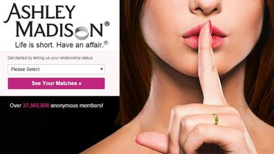 Adultery website Ashley Madison facilitates extra-marital affairs. (Ashley Madison)