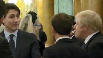 Justin Trudeau speaks with Emmanuel Macron and Boris Johnson.