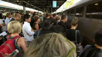 Train strike 'still on the table' after tense talks