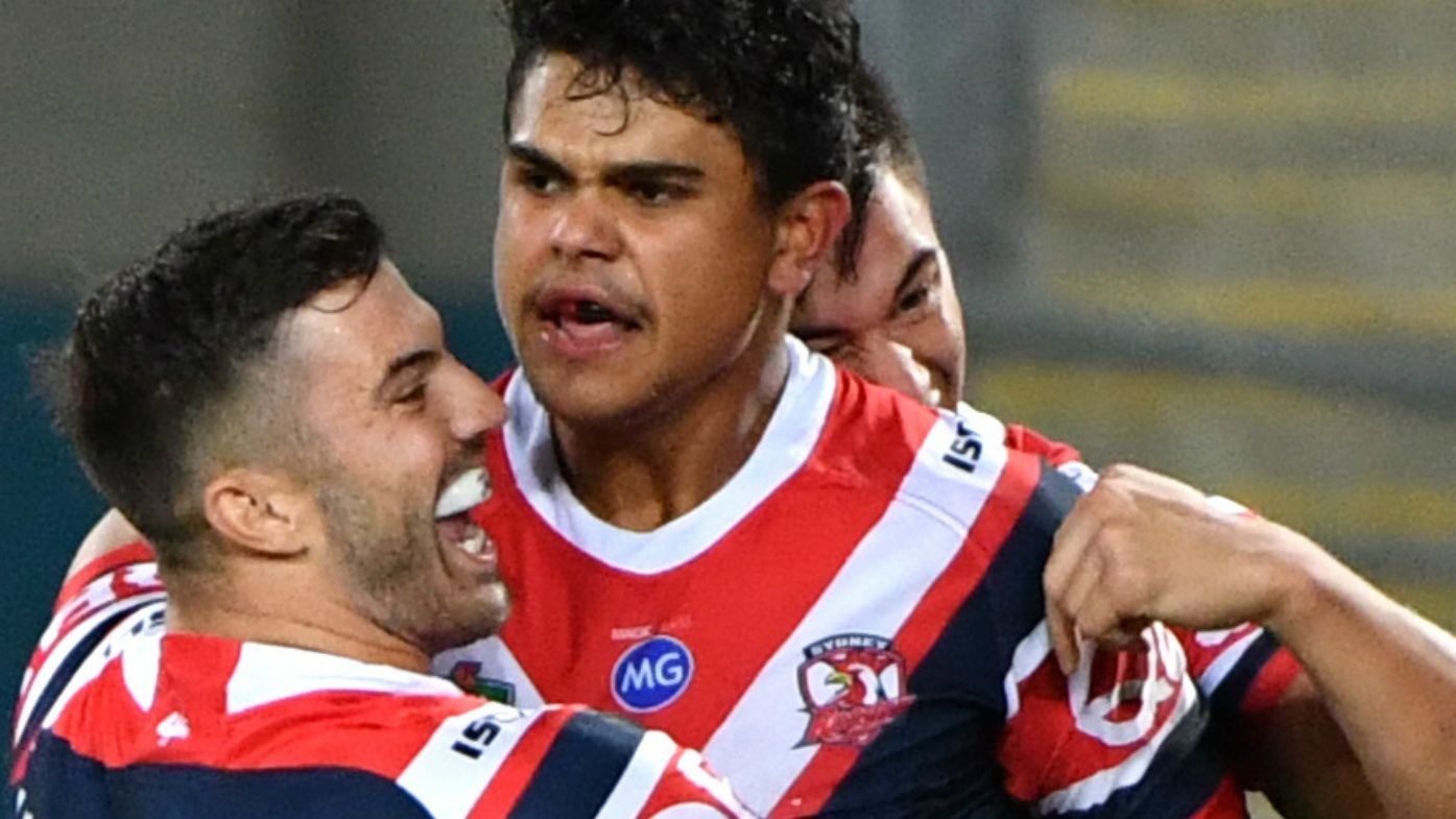 Roosters shut out Bulldogs in NRL slugfest
