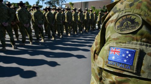 Australians hit with $648,000 bill for military's gender reassignment and breast enhancement surgeries