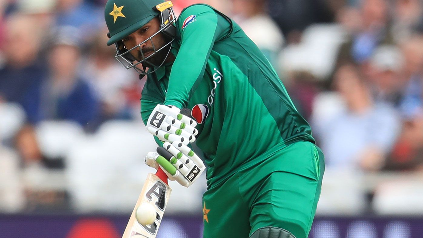 Asif Ali's World Cup call up marked by devastating loss