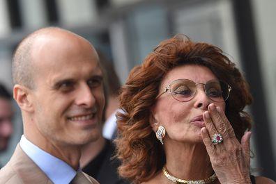 Sophia Loren, Edoardo Ponti
