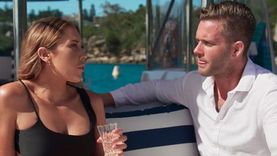 Rebecca and Jake's Final Date