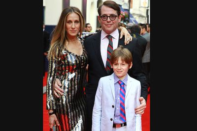 The dashing 11-year-old son of Sarah Jessica Parker and Matthew Broderick hopes to follow his famous parents' footsteps and hit the big time as an actor. Despite the fact that he looks super cute on a red carpet, SJP says she would rather see him in college before hitting the big screen. <br/>