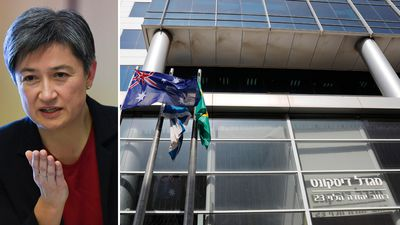 Israel embassy putting Australia's interests at risk, Penny Wong warns