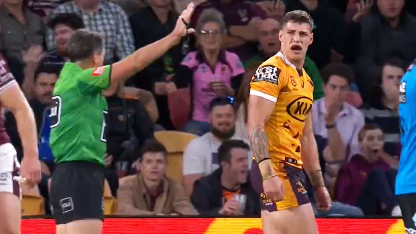 'C'mon, this is rugby league': Legends come down hard on NRL's crackdown as eight players sent to the bin on opening night of Magic Round