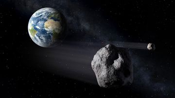 Astronomers refer to these asteroids as 'city killers'.