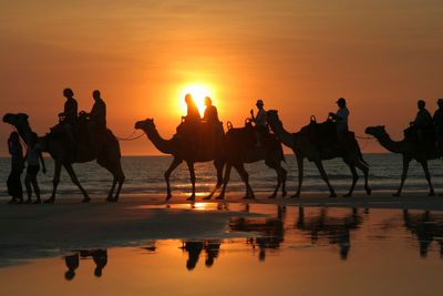 9. Cable Beach, Broome, WA