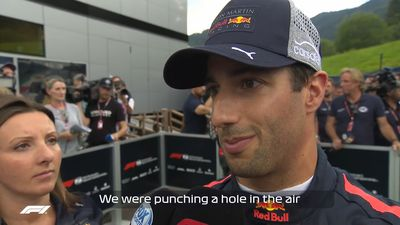German GP penalty confirmed for Ricciardo
