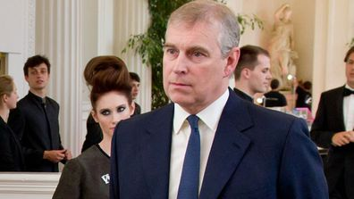 Prince Andrew may step down from his charity. (Getty)