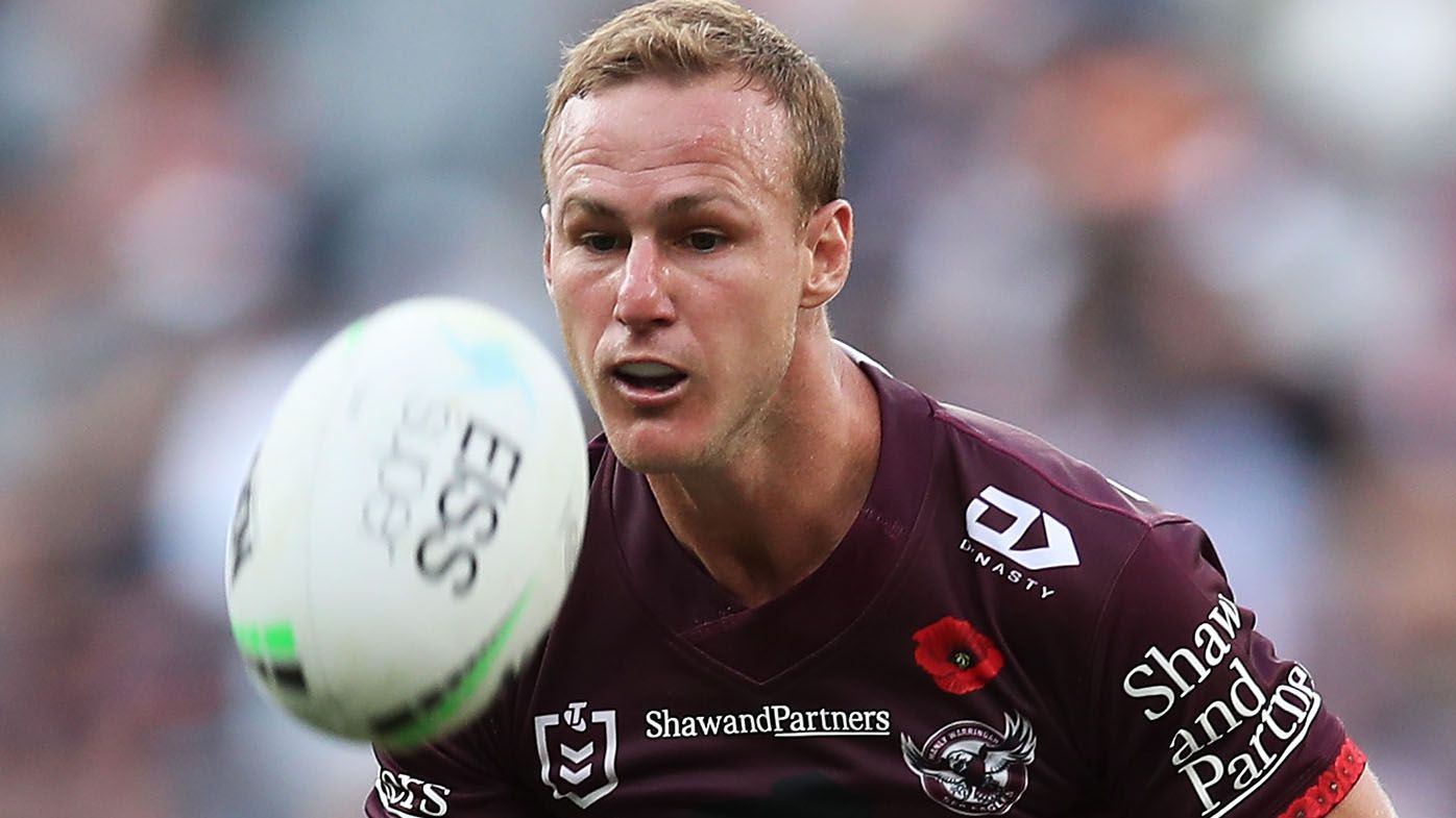 Daly Cherry-Evans fears getting 'the tap' from Manly amid speculation of club switch