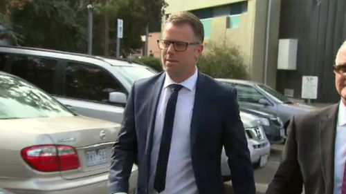 Glenn Archer has won the right to appeal an assault conviction. (9NEWS)