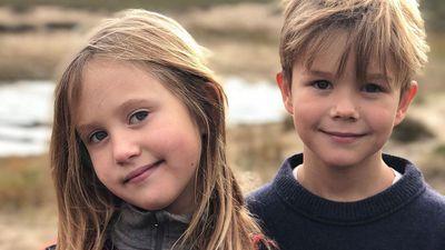 Princess Josephine and Prince Vincent turn 8