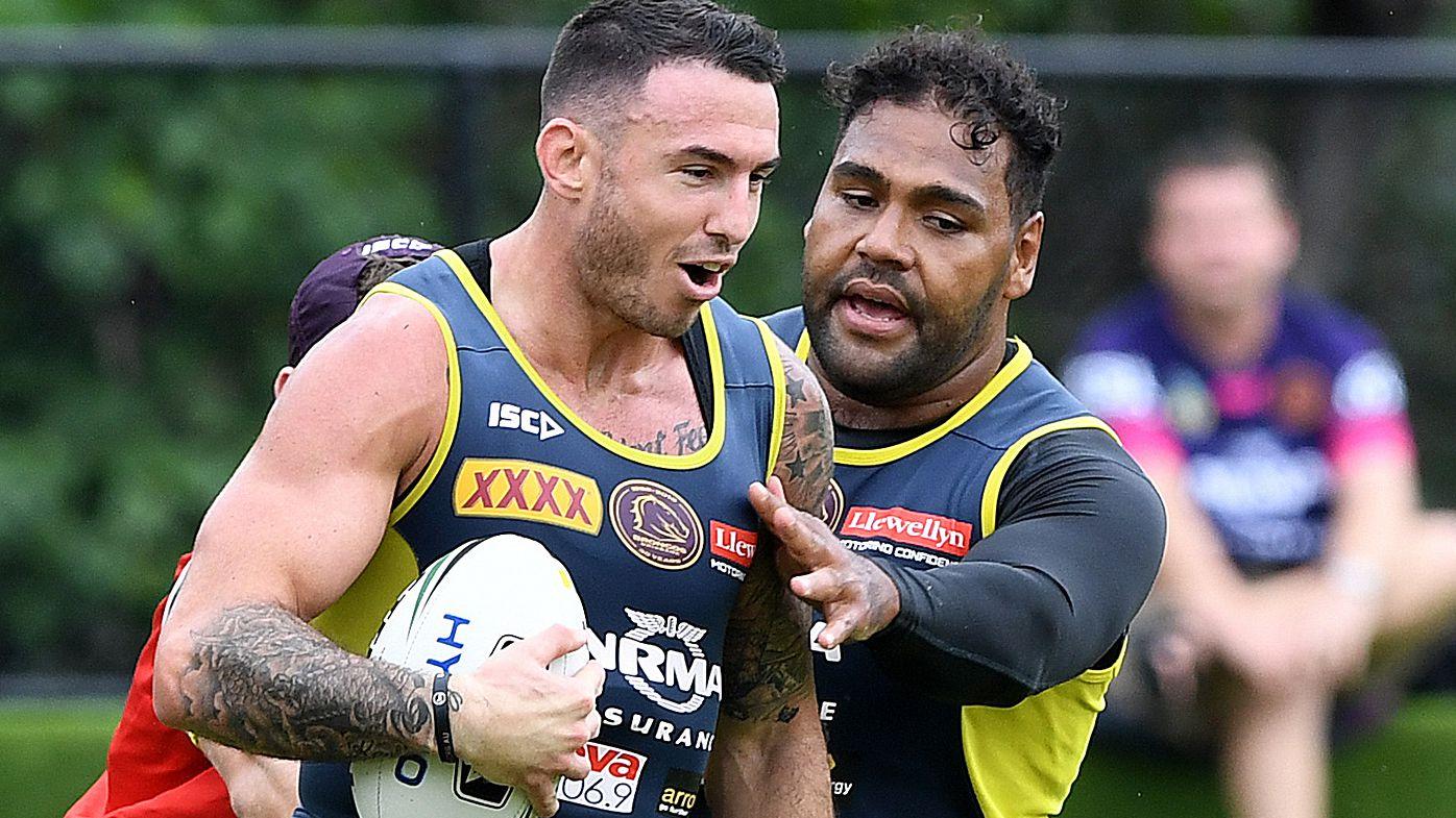 NRL: Brisbane Broncos star Darius Boyd reveals constant battle with 'mental demons'