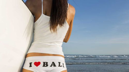 The Balinese are getting fed up with tourists wearing bikinis to sacred sites.