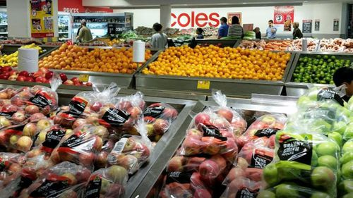 Brisbane Coles baker sacked after sending lewd texts to his manager