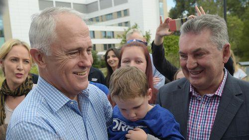 Prime Minister Malcolm Turnbull pledges $54m for diabetes funding