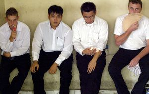 Bali Nine member among three Aussie prisoners diagnosed with COVID-19 in Indonesian prison