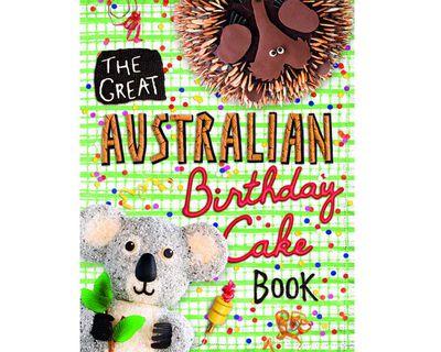 "<a href=""http://www.echopublishing.com.au/titles/the-great-australian-birthday-cake-book/"" target=""_top""><em>The Great Australian Birthday Cake Book</em> by Jazmine Nixon and Dean Brettschneider (Echo Publishing), RRP $39.99.</a>"