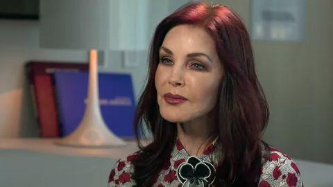 Entertainment News: Priscilla Presley Exclusive