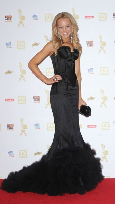 Carrie Bickmore, 2010<br>