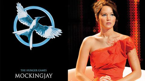 Third Hunger Games book to be split into two movies