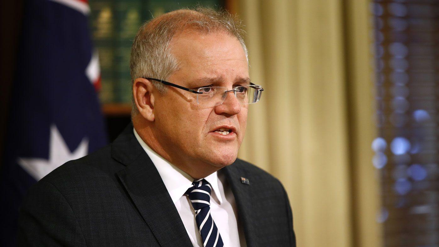 PM concedes climate change contributing to bushfire crisis