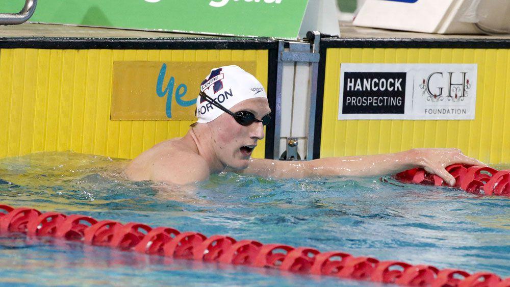 No sense to national swim success: Mack Horton