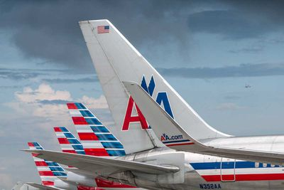(Tied) 4. American Airlines