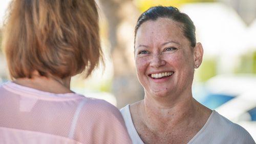Labor candidate for Bowman Donisha Duff