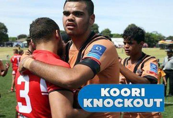 Koori Knockout Live