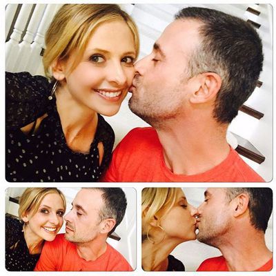 Sarah Michelle Gellar: Now…