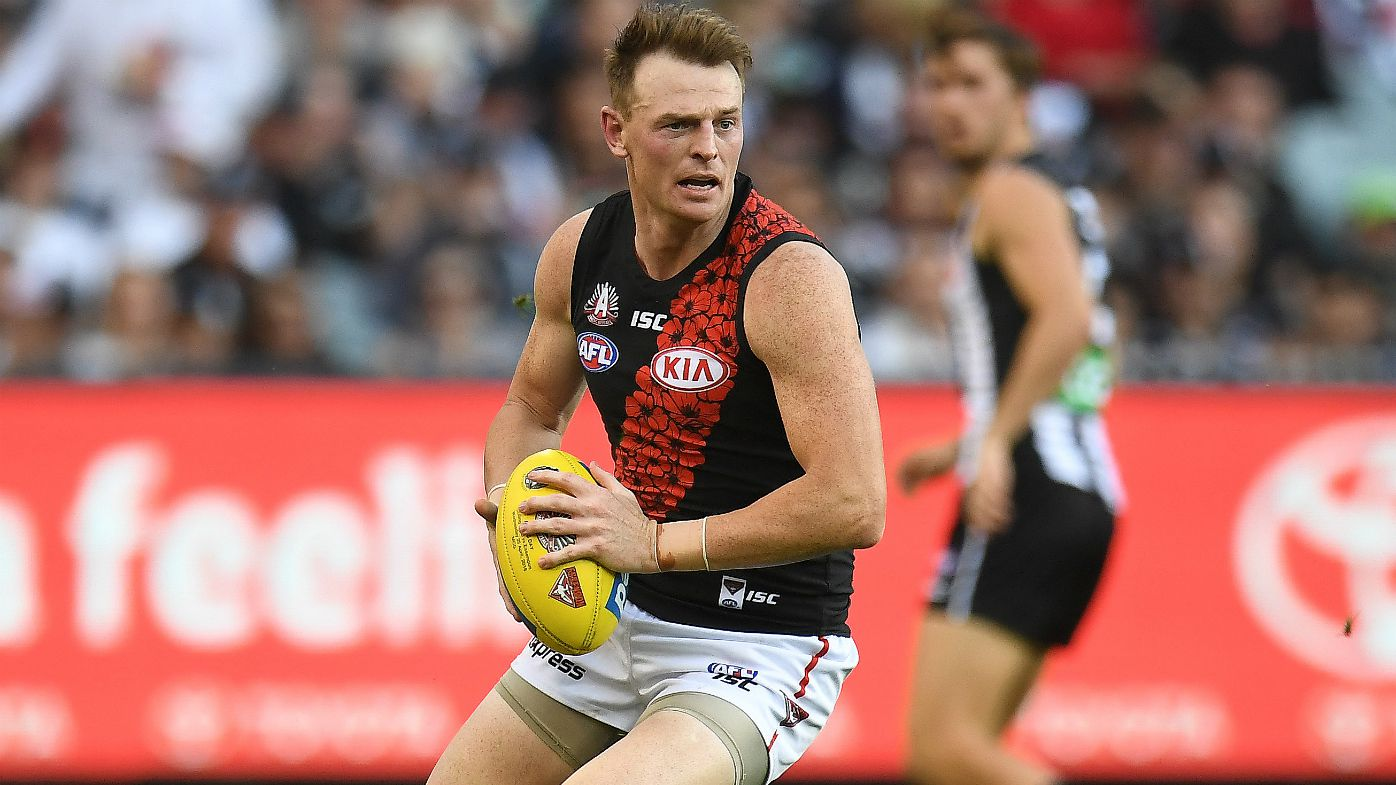 AFL: Essendon Bombers' Brendon Goddard admits he needs to control his emotions