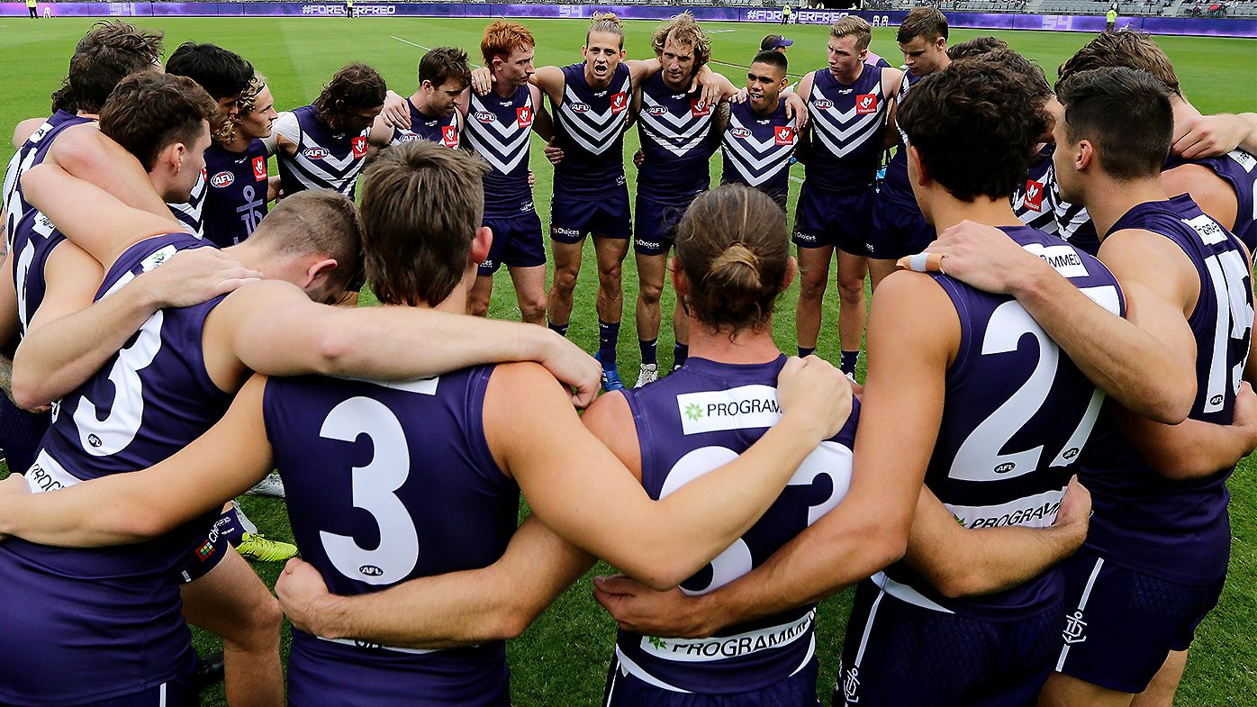 Fremantle-North Melbourne clash to go ahead without crowds after Perth COVID-19 outbreak