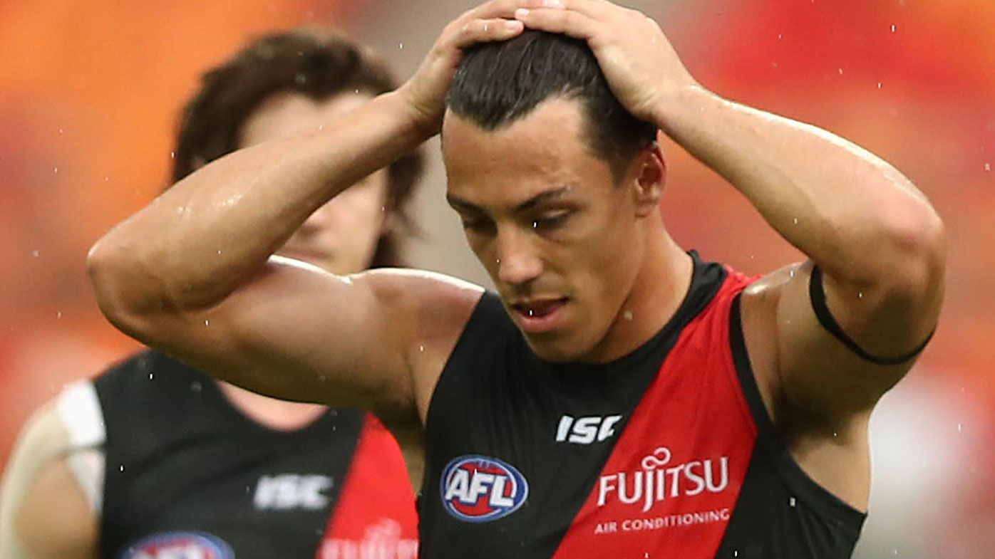 'Listless' Essendon slammed after horrific 72-point Round 1 thumping