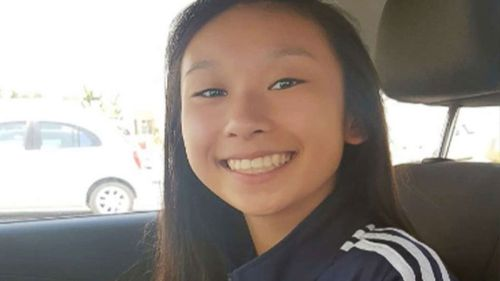Amy Hu has been flown back home to Pennsylvania.