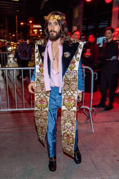 Actor and musician Jared Leto
