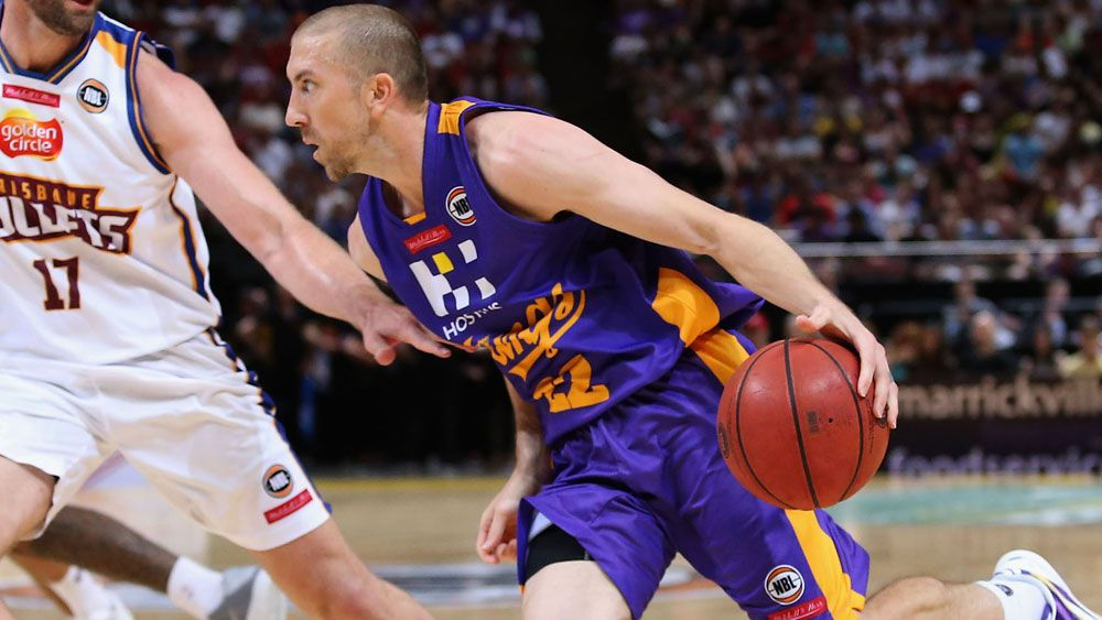 Steve Blake made his NBL debut for the Kings. (Getty Images)
