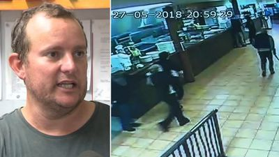 Furious pub manager offers reward after terrifying armed robbery
