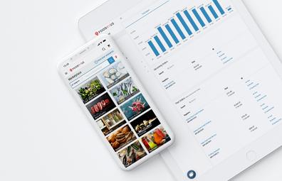 FoodByUs food wholesaler app